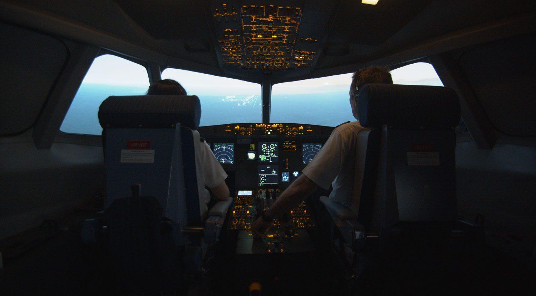 Curso MCC Airbus 320 de Panamedia