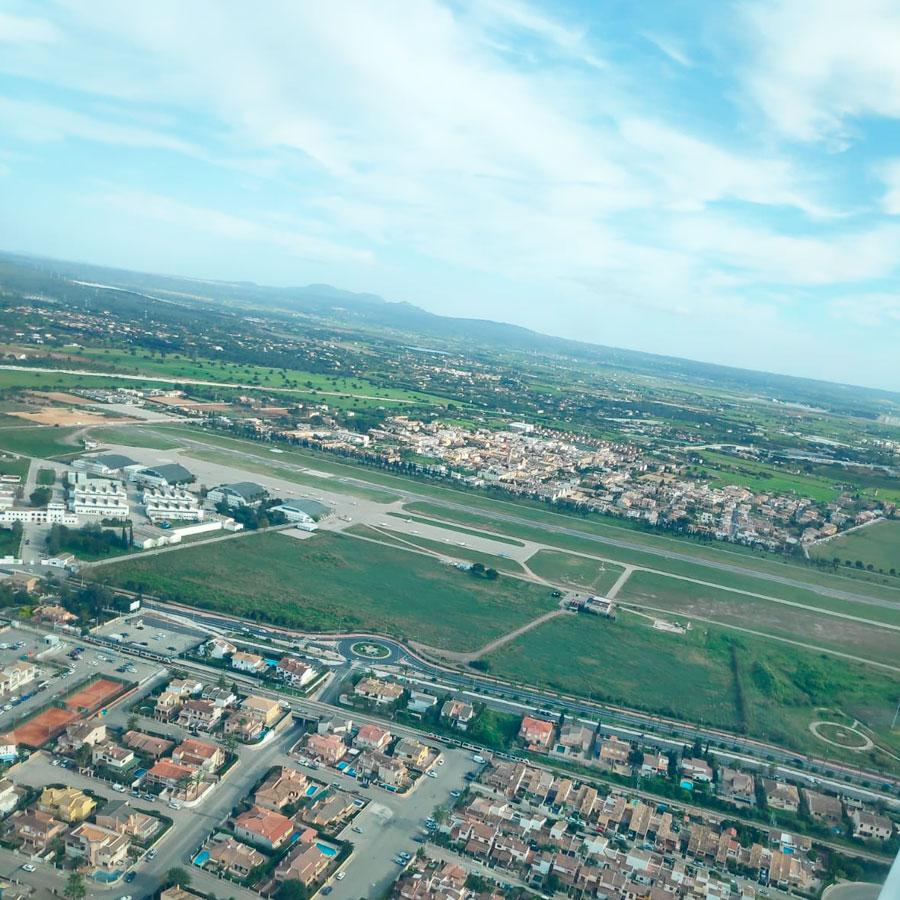 Panamedia Escuela de Pilotos en Mallorca