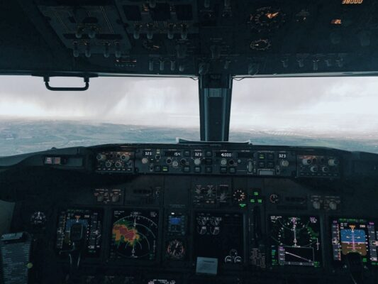 Foto Boeing 737