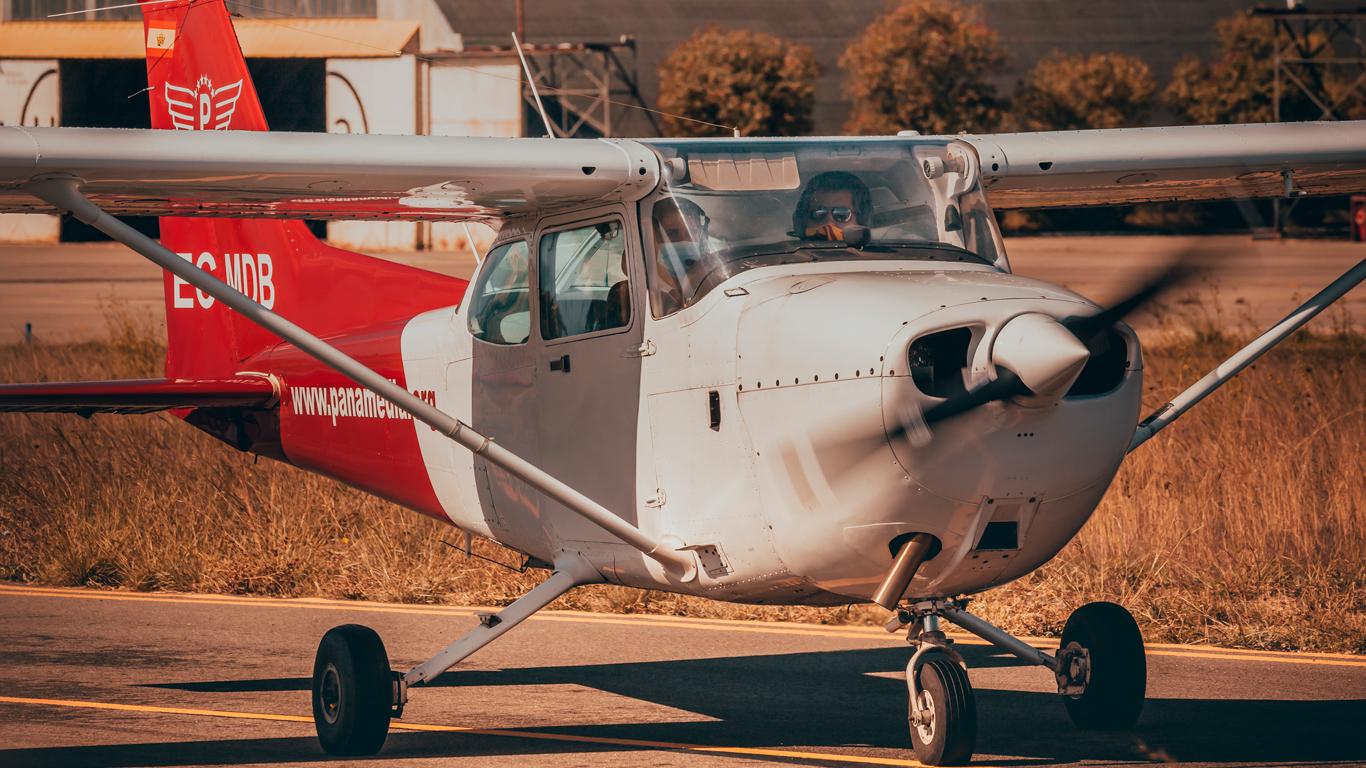 Cessna 172 de Panamedia